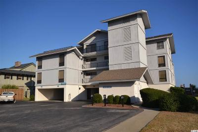 Pawleys Island Condo/Townhouse For Sale: 647 Norris Dr.