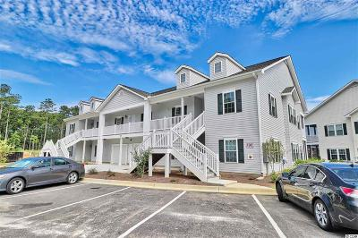 Murrells Inlet Condo/Townhouse For Sale: 854 Sail Ln. #201