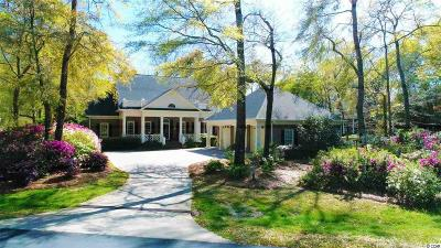 Murrells Inlet Single Family Home For Sale: 2025 Riverwood Dr.
