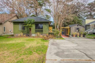 Myrtle Beach Single Family Home For Sale: 3509 Lighthouse Way