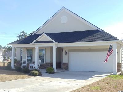 Murrells Inlet, Garden City Beach Single Family Home For Sale: 617 Harbor Bay Dr.