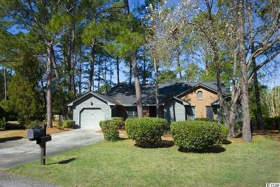 Conway Single Family Home For Sale: 123 Laurelwood Ln.