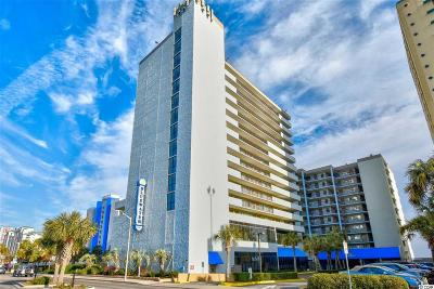 Myrtle Beach Condo/Townhouse For Sale: 2001 S Ocean Blvd. #1108