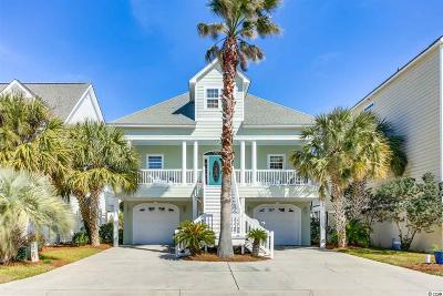 North Myrtle Beach Single Family Home For Sale: 508 54th Ave. N
