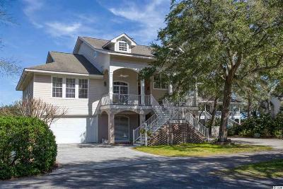 Murrells Inlet Single Family Home For Sale: 675 Wedgewood Dr.