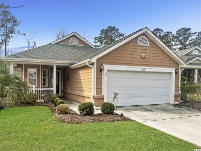 Murrells Inlet, Garden City Beach Single Family Home For Sale: 809 Laquinta Loop