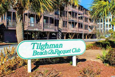 North Myrtle Beach Condo/Townhouse For Sale: 201 North Ocean Blvd. #136