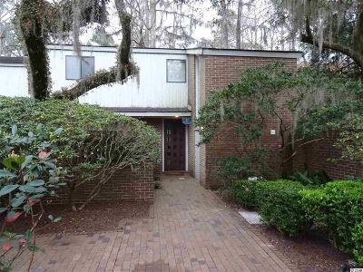 Pawleys Island Condo/Townhouse For Sale: 49 Chapel Creek Rd. #21