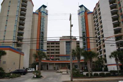 Myrtle Beach Condo/Townhouse For Sale: 5200 North Ocean Blvd. #531