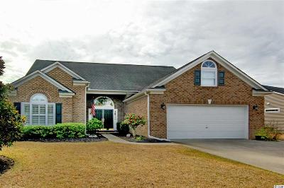Murrells Inlet, Garden City Beach Single Family Home For Sale: 26 Long Creek Dr.