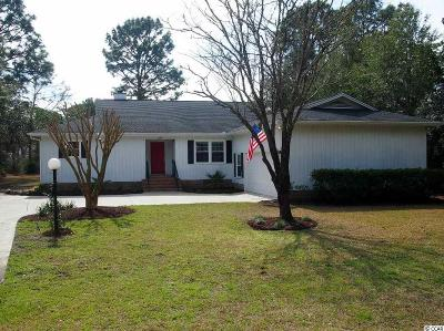 Pawleys Island Single Family Home Active Under Contract: 1057 Crooked Oak Dr.