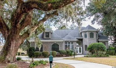 Pawleys Island Single Family Home For Sale: 327 Inverness Dr.
