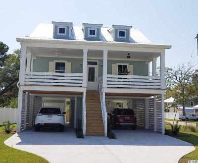 Pawleys Island Single Family Home For Sale: 40 Tidelands Trail