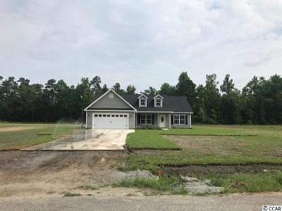 Galivants Ferry Single Family Home Active Under Contract: 400 Saint John Rd.