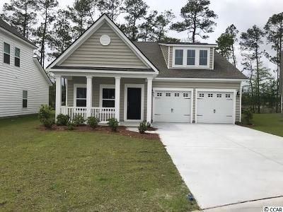 Murrells Inlet Single Family Home For Sale: 825 Cherry Blossom Ln.