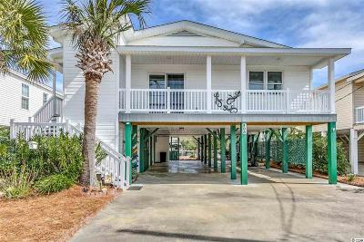 North Myrtle Beach Single Family Home Active Under Contract: 408 32nd Ave. N
