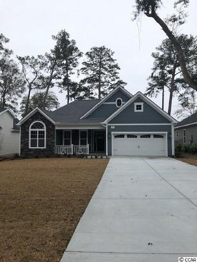 Pawleys Island Single Family Home Active Under Contract: 172 Tanglewood Dr.
