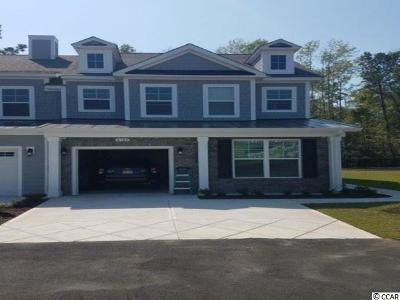Condo/Townhouse For Sale: 4720 Blackwater Circle #Lot 19