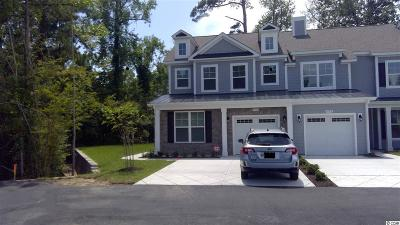 Condo/Townhouse For Sale: 4700 Blackwater Circle #Lot 26