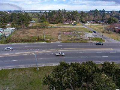 Georgetown County Commercial For Sale: 1519 Martin St. & S Fraser St.