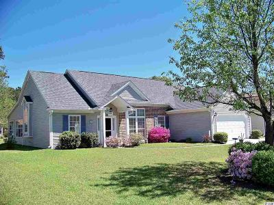 Georgetown County, Horry County Single Family Home Active Under Contract: 1632 Wood Thrush Dr.