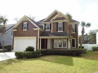 Murrells Inlet, Garden City Beach Single Family Home For Sale: 13 Vintners Ln.