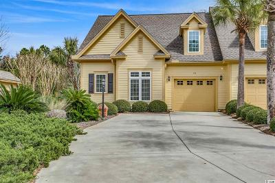 Pawleys Island Condo/Townhouse For Sale: 34 Courtyard Circle #30A