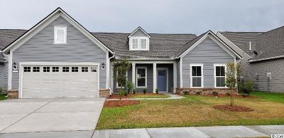 Georgetown County, Horry County Single Family Home Active Under Contract: 6572 Cagliari Court