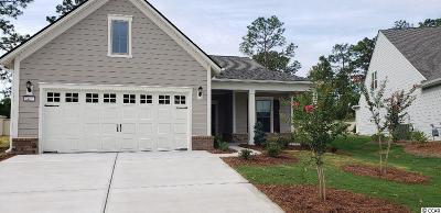 Georgetown County, Horry County Single Family Home Active Under Contract: 6407 Torino Lane
