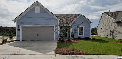 Georgetown County, Horry County Single Family Home Active Under Contract: 6614 Pozzallo Place