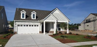 Georgetown County, Horry County Single Family Home Active Under Contract: 5845 Ledro Ln.