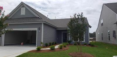 Georgetown County, Horry County Single Family Home Active Under Contract: 6606 Pozzallo Place