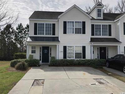 Myrtle Beach Condo/Townhouse For Sale: 1144 Harvester Circle #1144