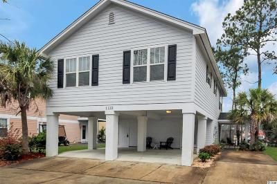 Surfside Beach Single Family Home For Sale: 1133 Camelia Dr.