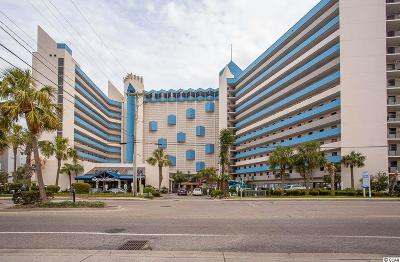 Myrtle Beach Condo/Townhouse For Sale: 7100 Ocean Blvd. N #1108