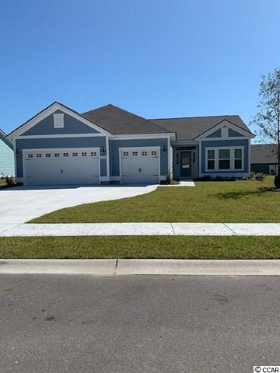 North Myrtle Beach Single Family Home Active Under Contract: 1806 N Cove Dr.