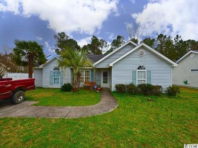 Conway Single Family Home For Sale: 724 Draw Bridge Dr.