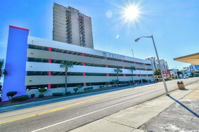Myrtle Beach Condo/Townhouse For Sale: 1605 S Ocean Blvd. #110