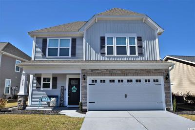 Myrtle Beach Single Family Home For Sale: 3729 White Wing Circle