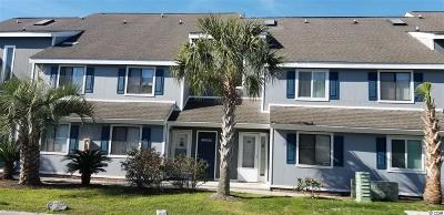 Surfside Beach Condo/Townhouse For Sale: 1891 Colony Dr. #14-O