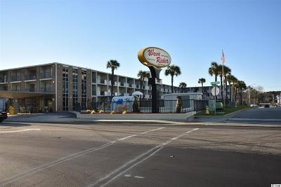 Myrtle Beach Condo/Townhouse For Sale: 1600 S Ocean Blvd. #222