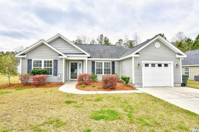 Conway Single Family Home For Sale: 1001 Cranesbill Ct.