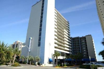 Myrtle Beach Condo/Townhouse For Sale: 2001 S Ocean Blvd. #204
