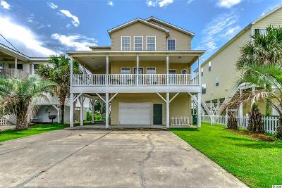 North Myrtle Beach Single Family Home For Sale: 6208 Nixon St.