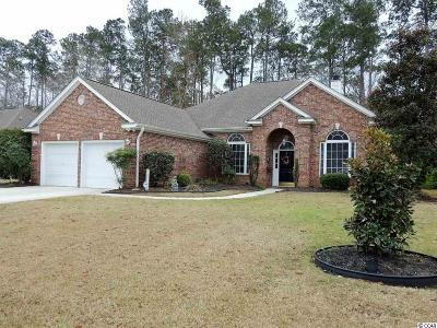 Murrells Inlet, Garden City Beach Single Family Home For Sale: 4577 Firethorne Dr.