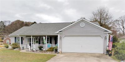 Murrells Inlet SC Single Family Home For Sale: $239,999