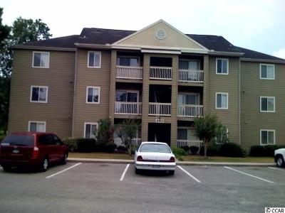 Conway Condo/Townhouse For Sale: 460-I Myrtle Greens Dr. #460-I