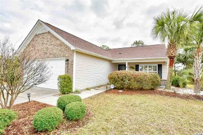 North Myrtle Beach Single Family Home Active Under Contract: 5657 Club Course Dr.