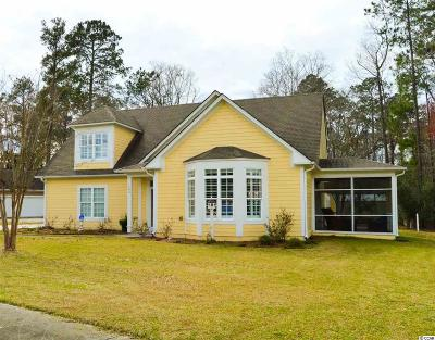 Conway Single Family Home For Sale: 105 Kellys Cove Dr.