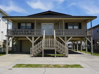 North Myrtle Beach Single Family Home Active Under Contract: 342 51st Ave. N